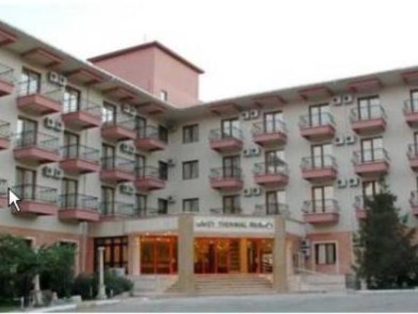 Emet Thermal Resort & Spa Hotel Emet