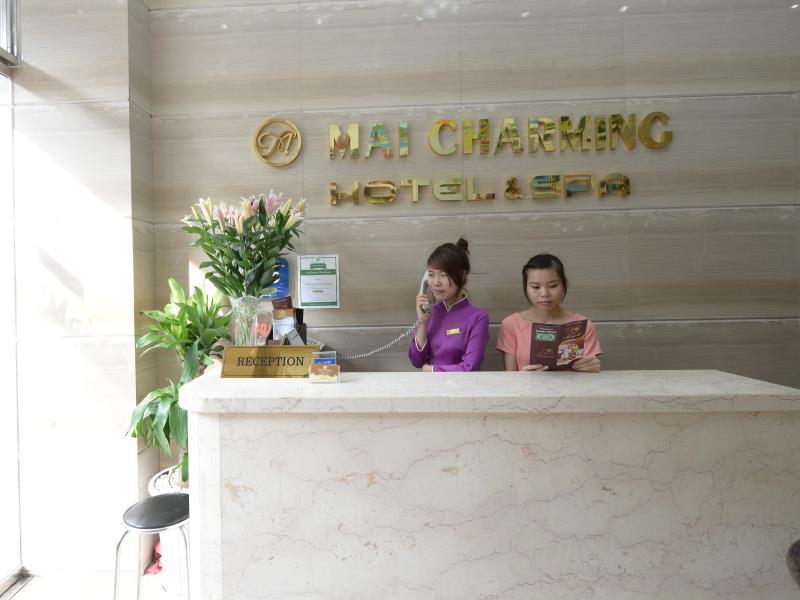 Khách Sạn Mai Charming Boutique Hà Nội
