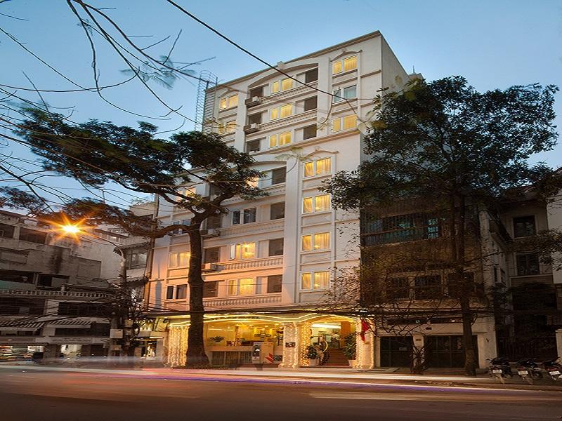 Khách Sạn First Eden Hà Nội