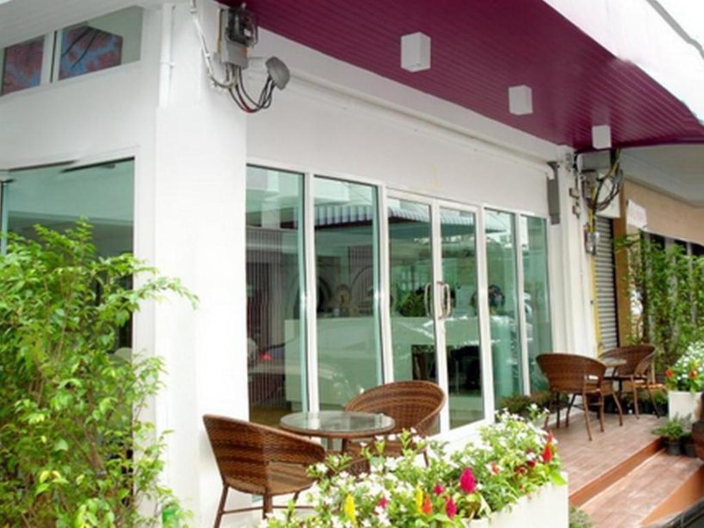 【Sukhumvit Hotel】ナントラ エカマイ ホテル(Nantra Ekamai Hotel)