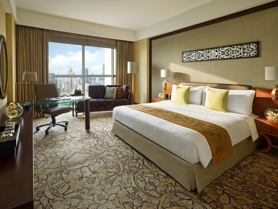 Best price on dusit thani dubai hotel in dubai reviews for Best hotel rooms in dubai
