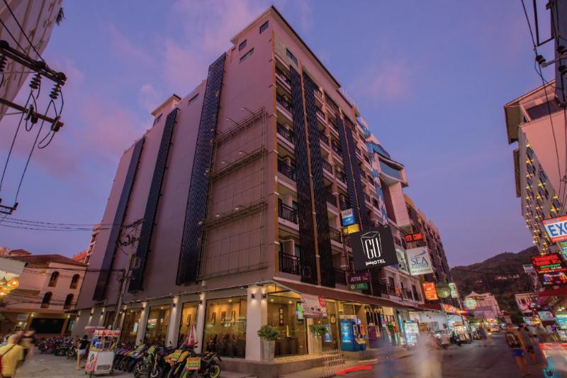 Gu Hotel @ Sansabai