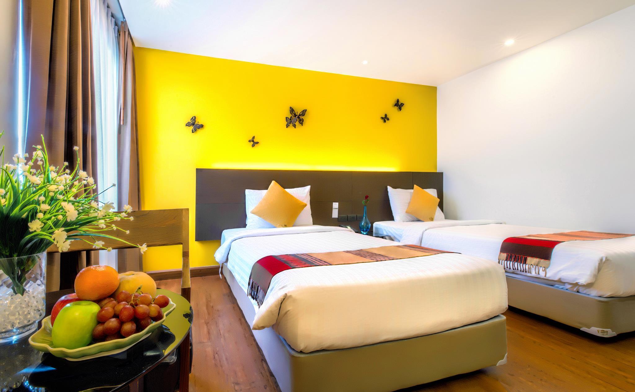 Buri Sriphu Boutique Hotel, Hat Yai