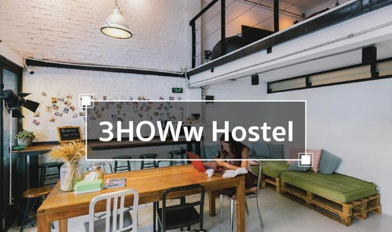 3 Howw Hostel at Khaosan