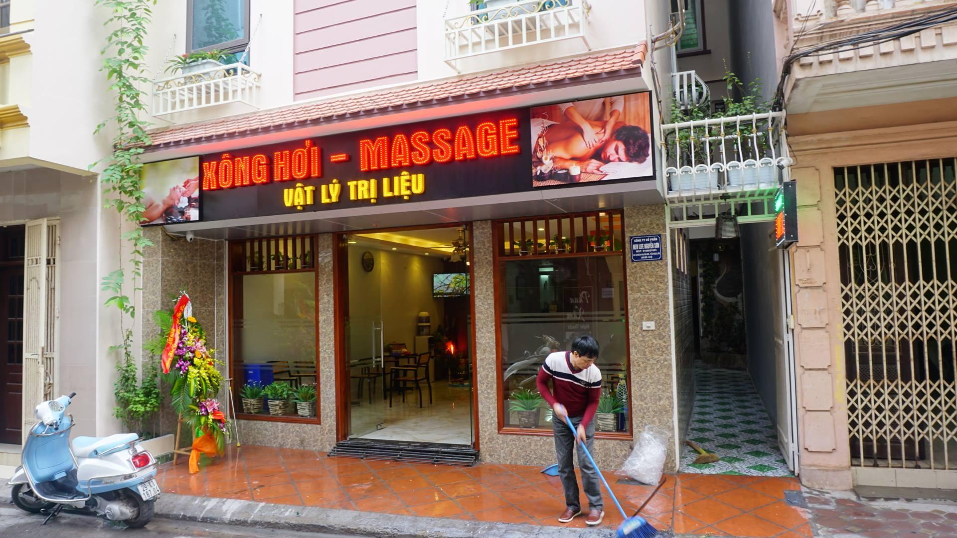 New Life Hotel, Long Biên