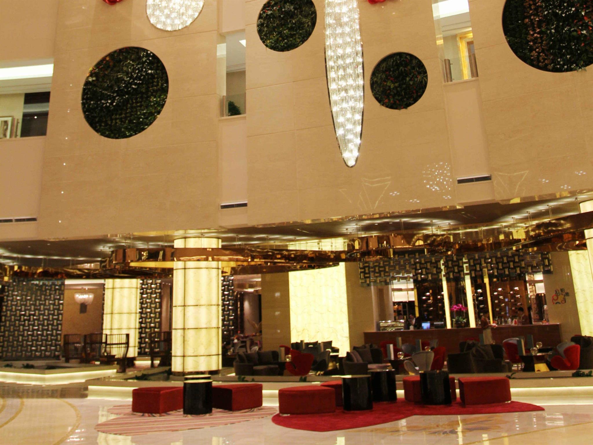 Pullman Linyi Lushang Hotel, Linyi