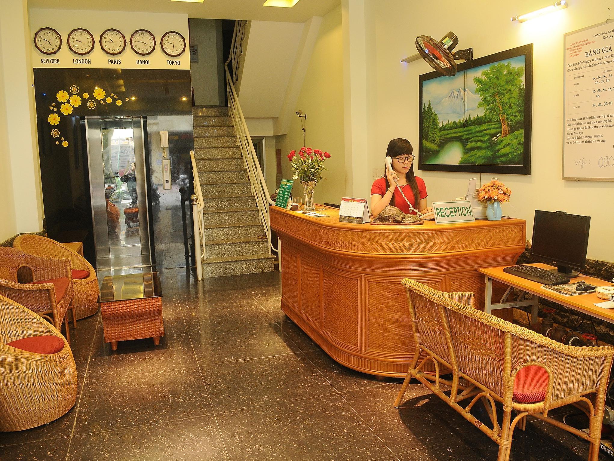 Khách Sạn Khánh Việt Nha Trang (Queen 2 Hotel)