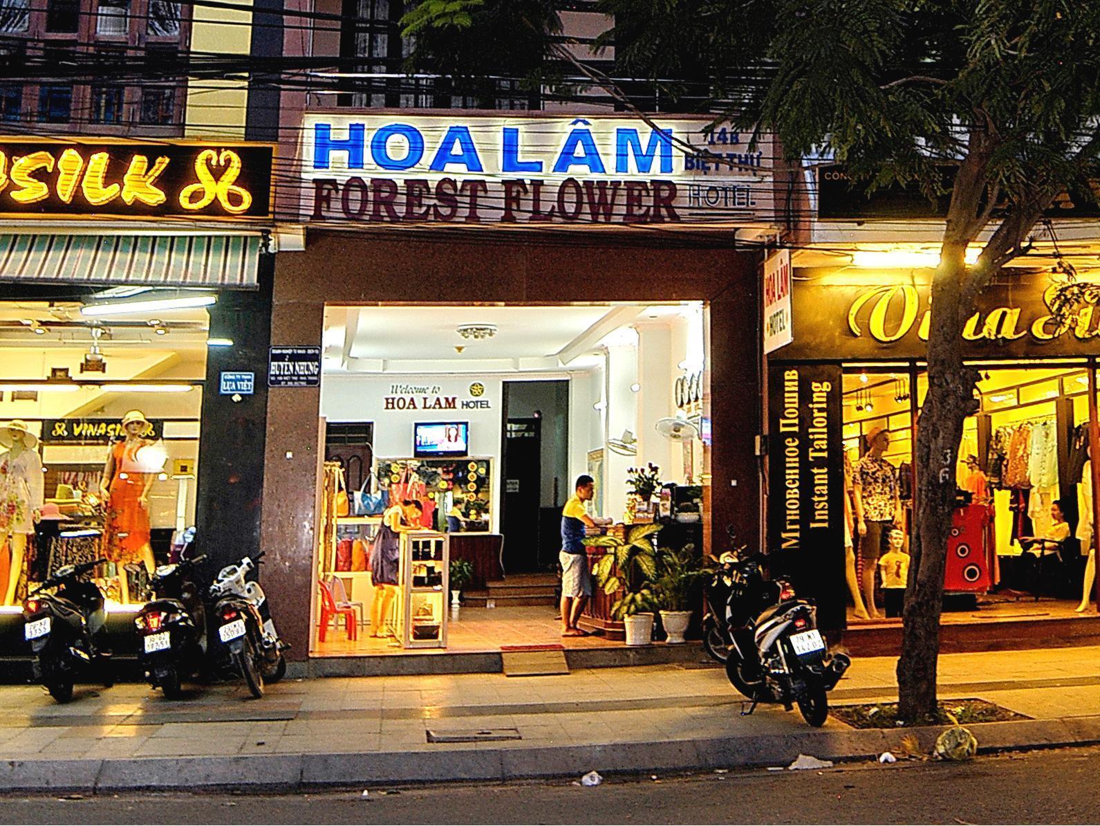 Khách Sạn Hoa Lâm Nha Trang