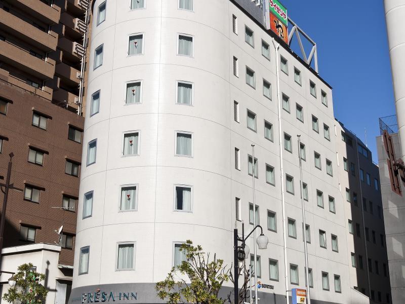 Sotetsu Fresa Inn Tokyo-Toyocho ⭐⭐⭐⭐
