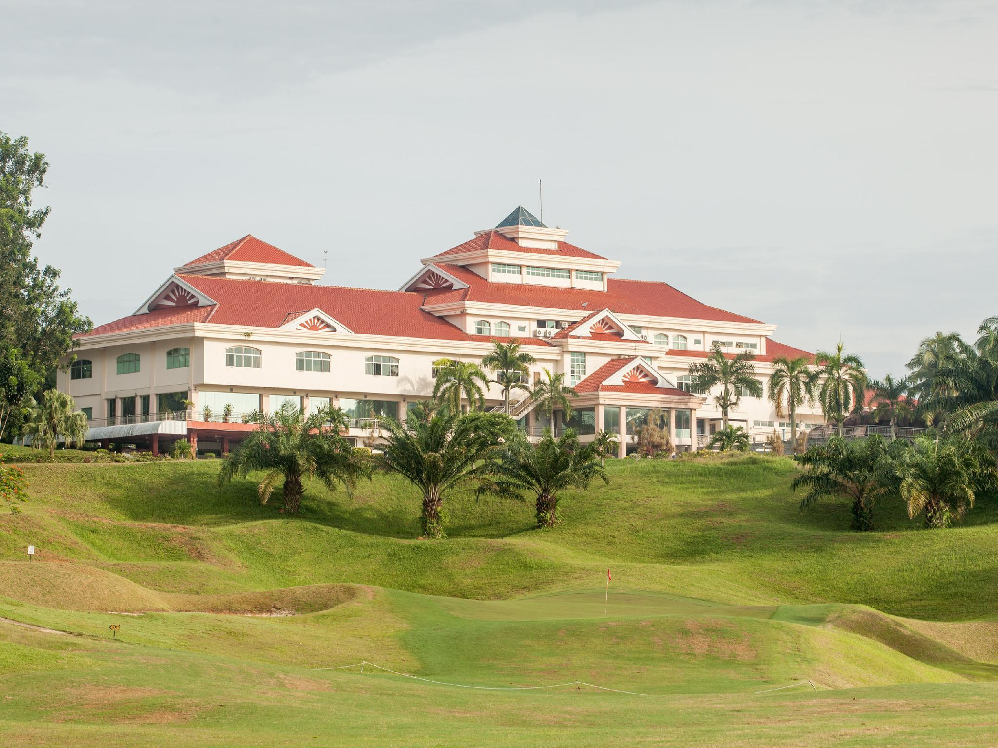 Orna Golf and Country Club, Jasin