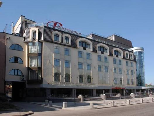 Viсtoria Hotel Vyborg, Vyborgskiy rayon