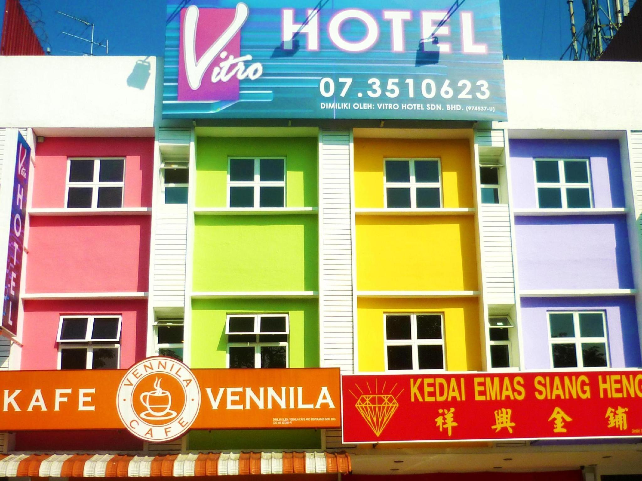 Vitro Hotel, Johor Bahru
