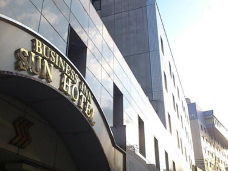 Business Inn Sun Hotel, Machida