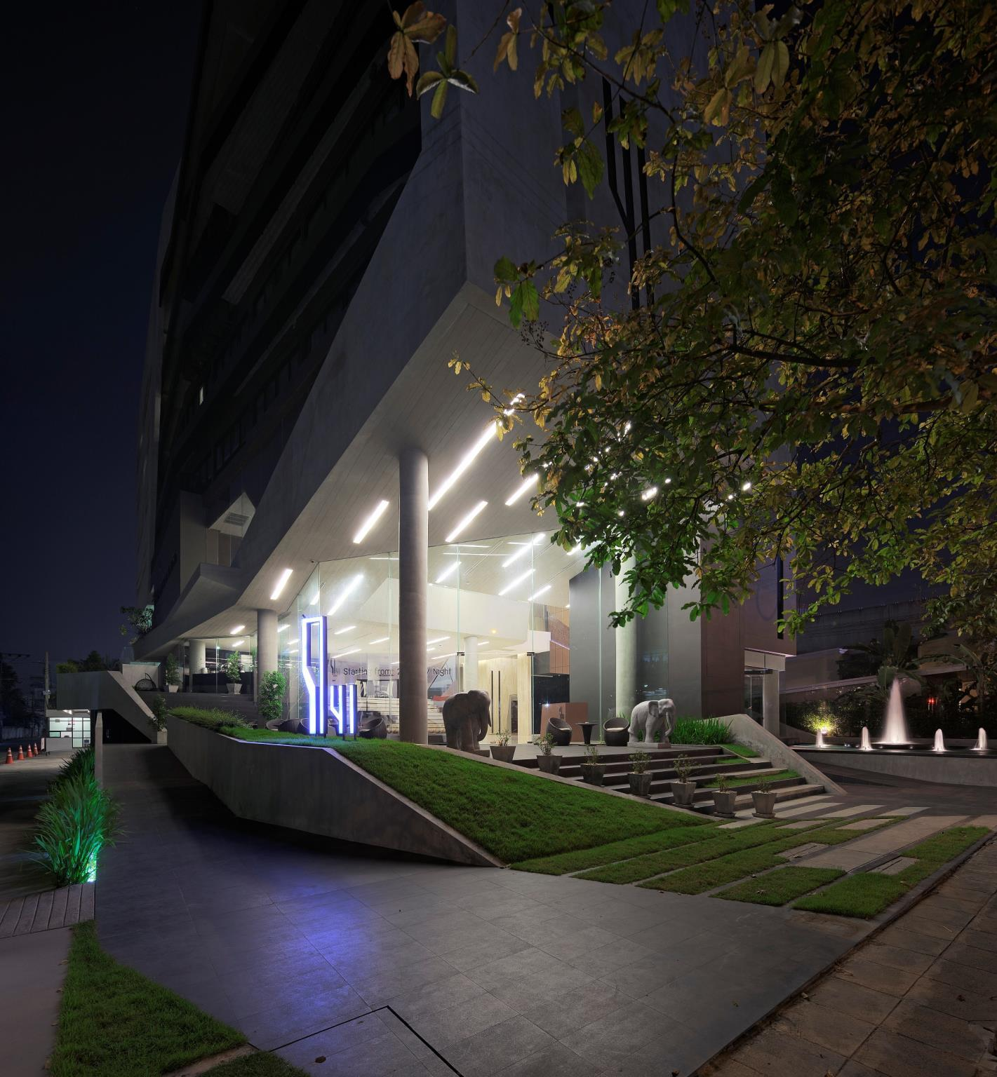 Nine Forty One Hotel, Suan Luang