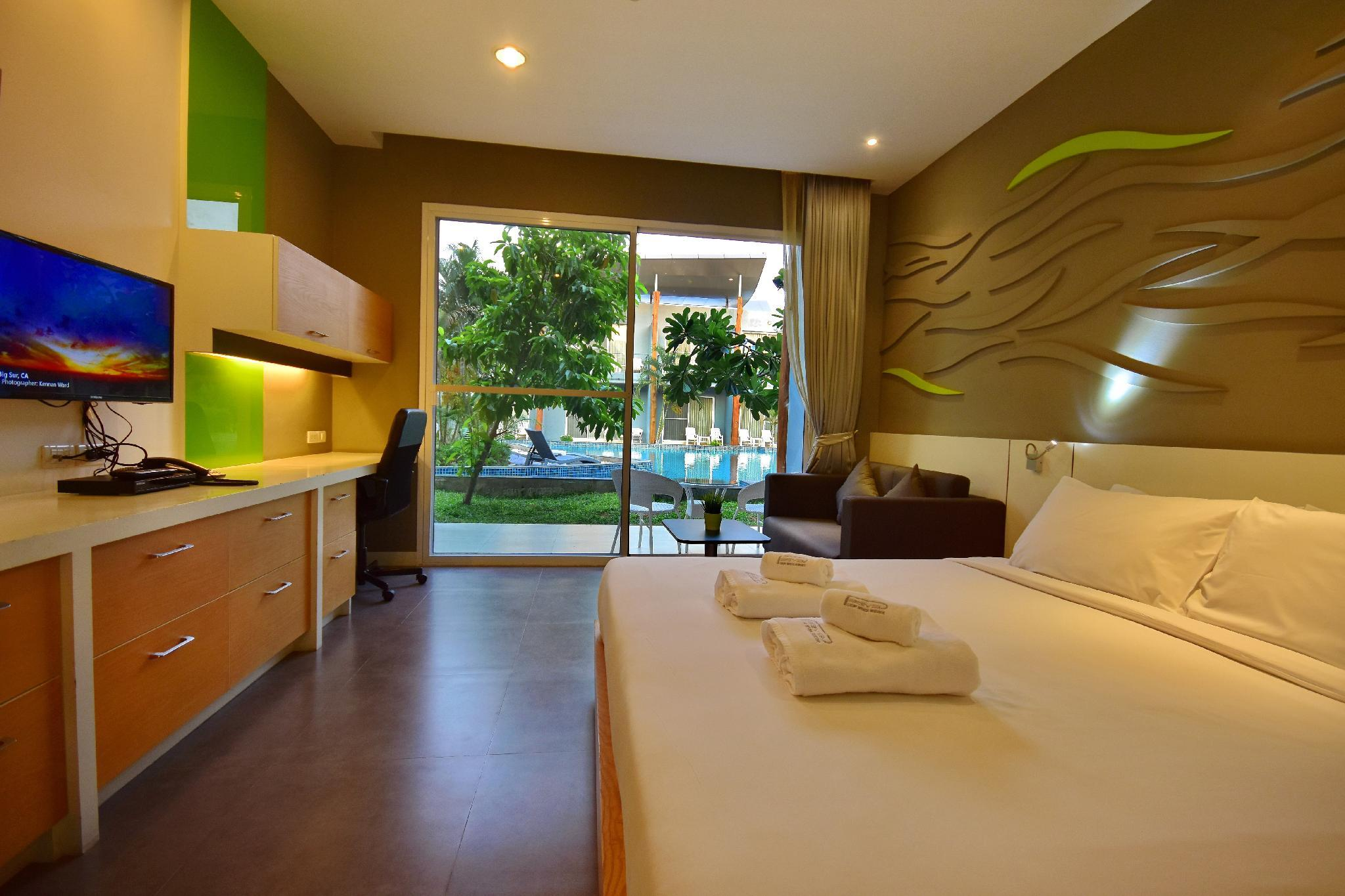Paeva Luxury Serviced Residence, K. Bang Sao Thon