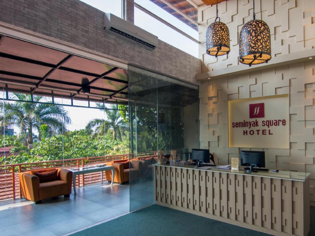 Best price on seminyak square hotel in bali reviews for Best hotels in seminyak