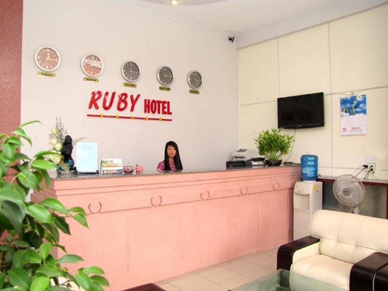 Khách Sạn Ruby Vũng Tàu