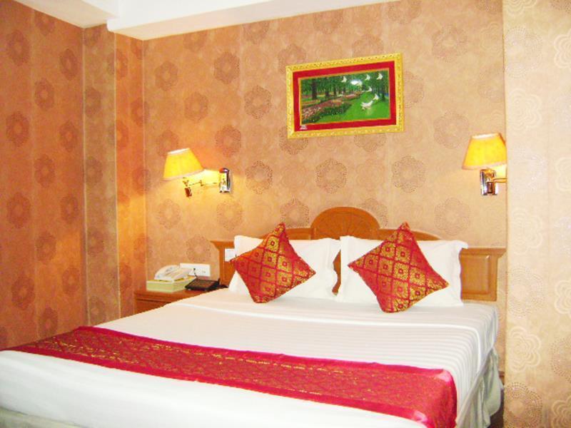 Excel Treasure Hotel, Yangon-W