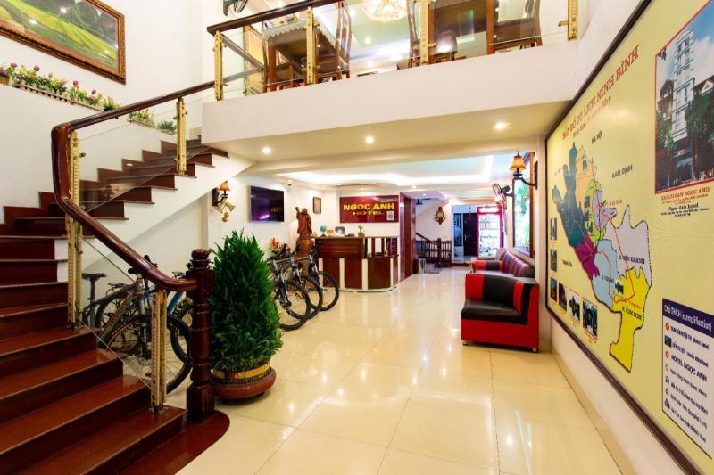 Ngoc Anh Ninh Binh Hotel