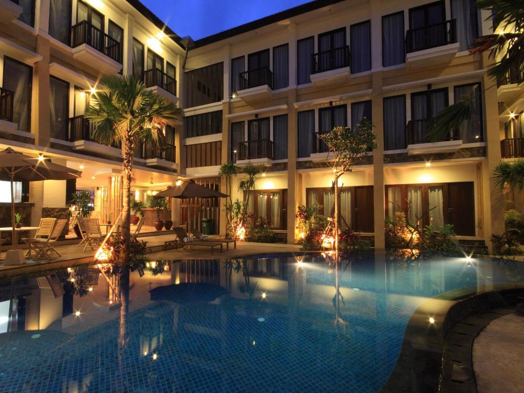 Suris Boutique Hotel di Kuta Bali
