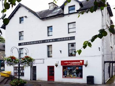Breadalbane Arms Hotel, Perthshire and Kinross