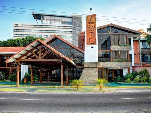 Hotel Cortez, Andrés Ibáñez