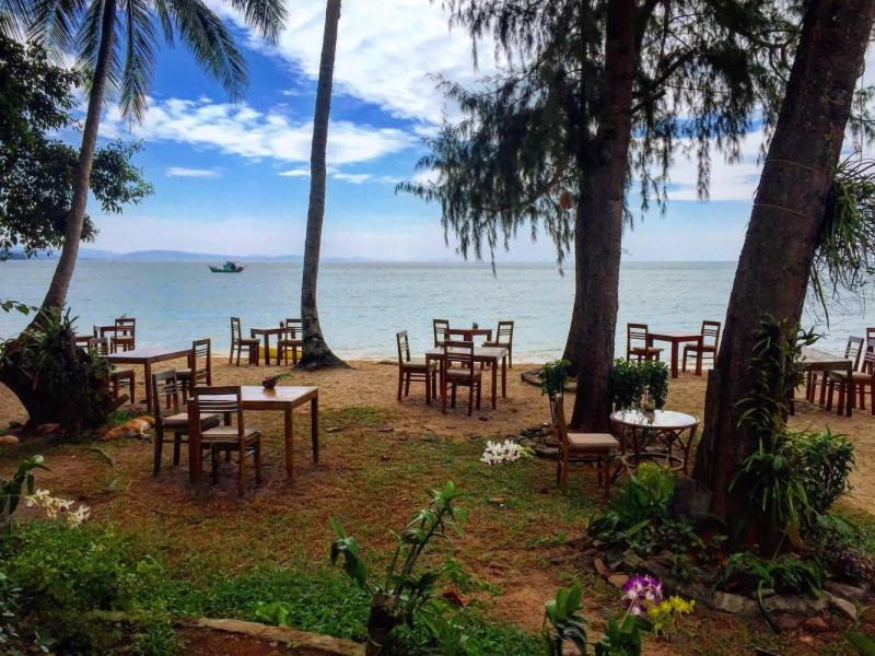 Khu nghỉ dưỡng Bamboo Cottages