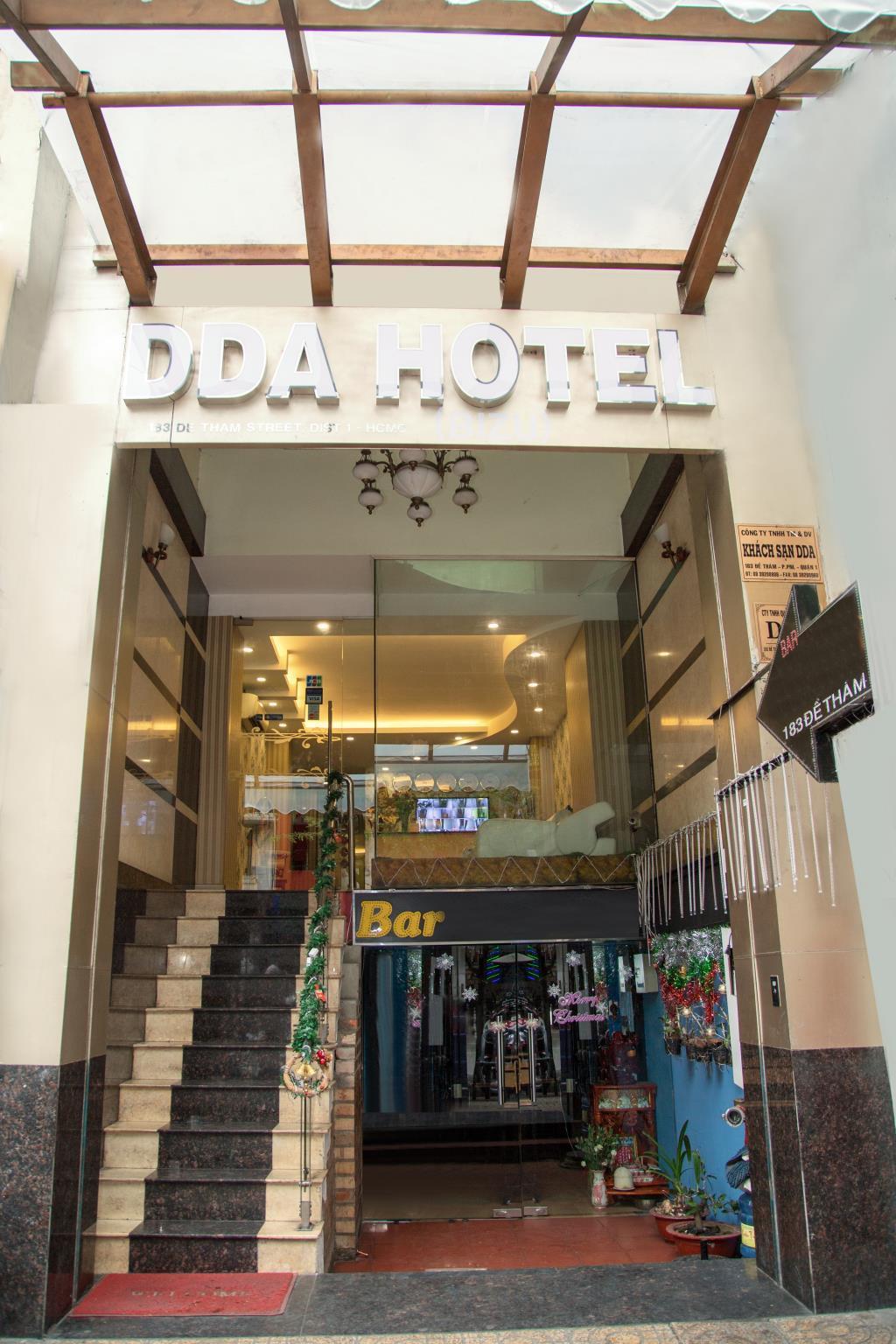 Khách Sạn Bizu Hồ Chí Minh