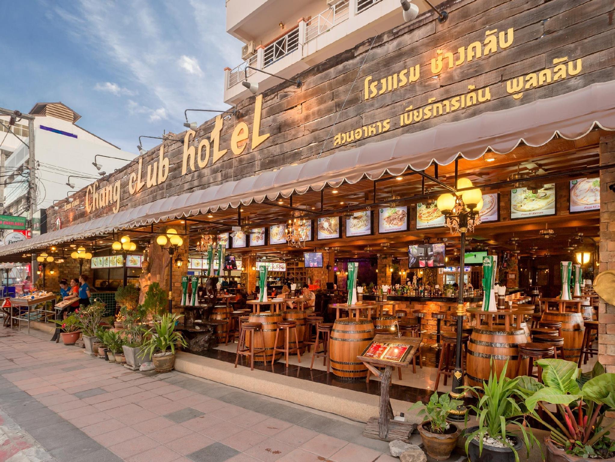 Chang Club, Pulau Phuket