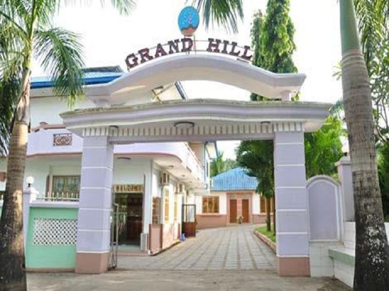 Grand Hill Hotel, Kawkareik
