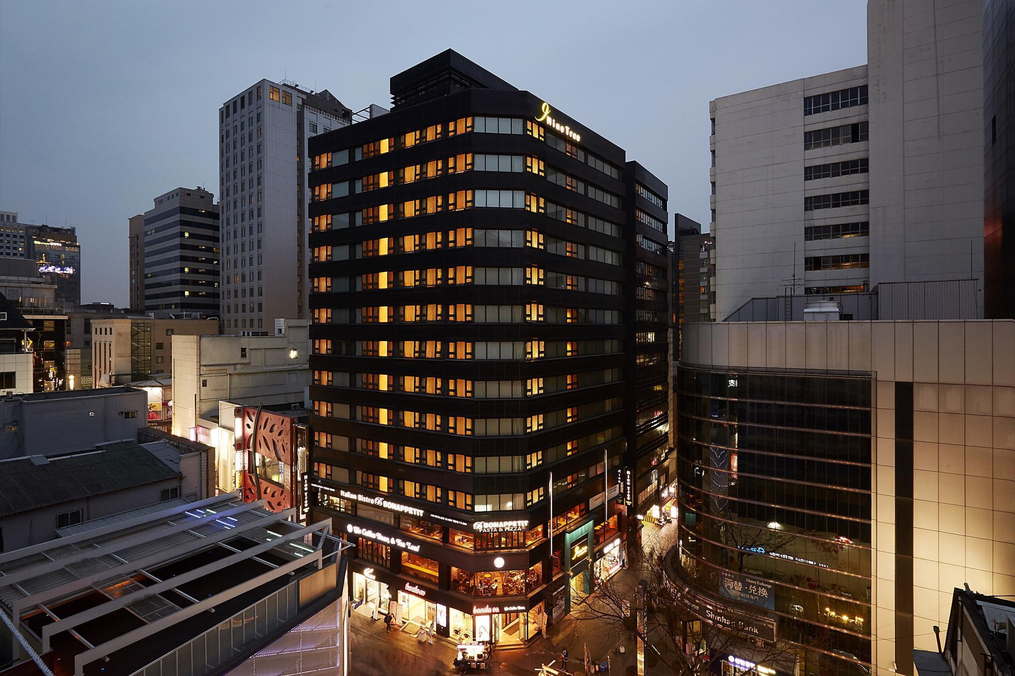 Nine Tree Hotel Myeong-dong,Jongro
