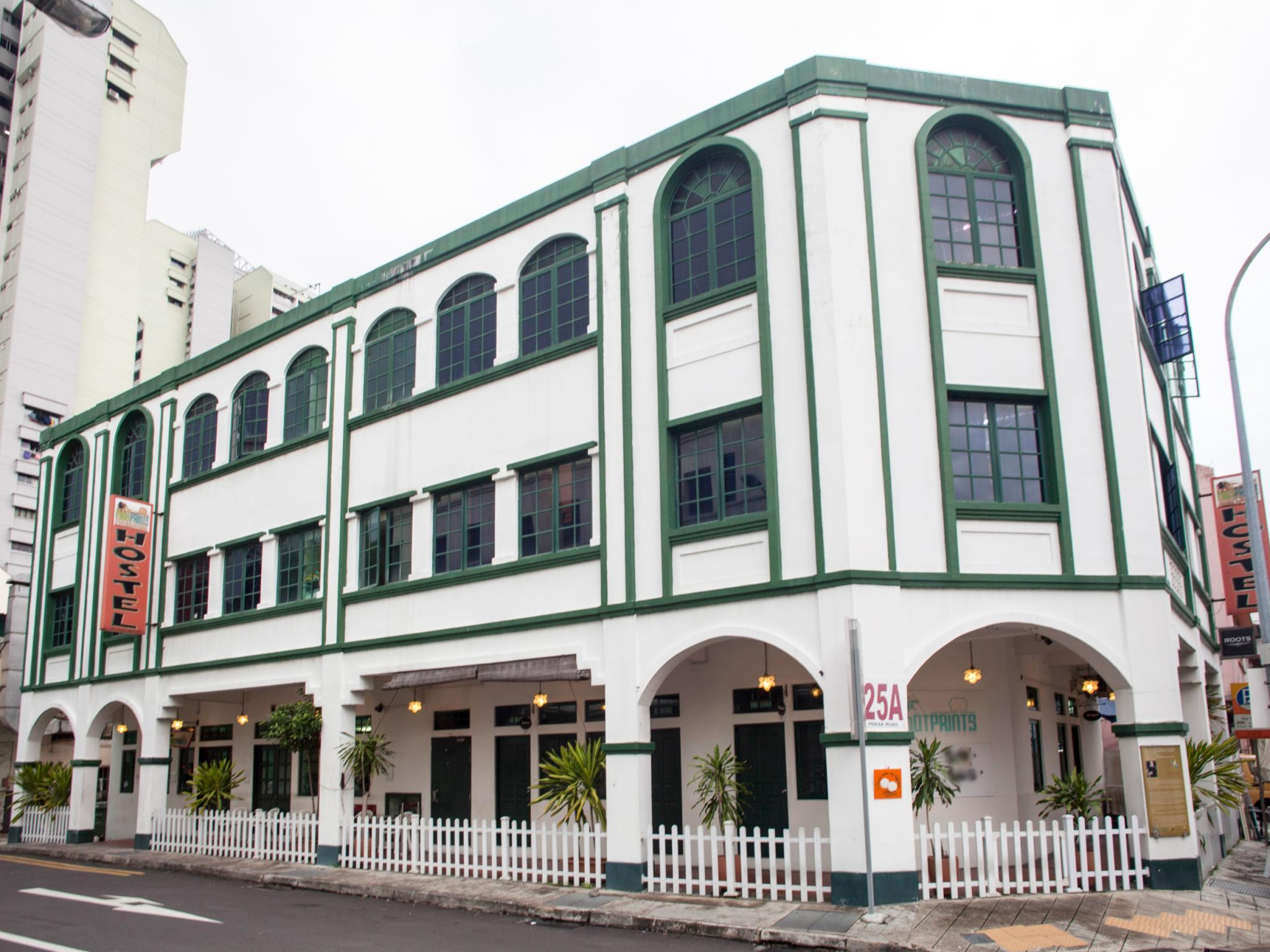 Footprints Hostel, Rochor