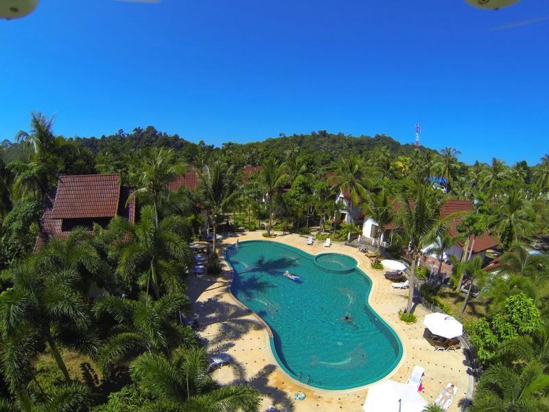 Koh Chang Thai Garden Hill Resort