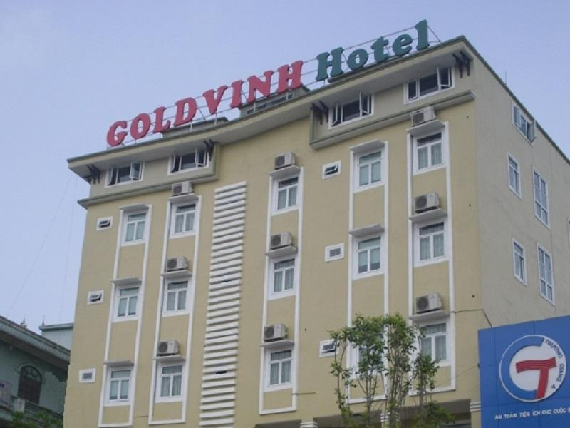Gold Vinh Hotel, Vinh