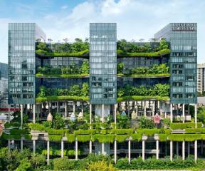 COLLECTION PARKROYAL Pickering, Singapour (certifié SG Clean)