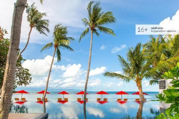 The COAST Adults Only Resort and Spa – Koh Phangan
