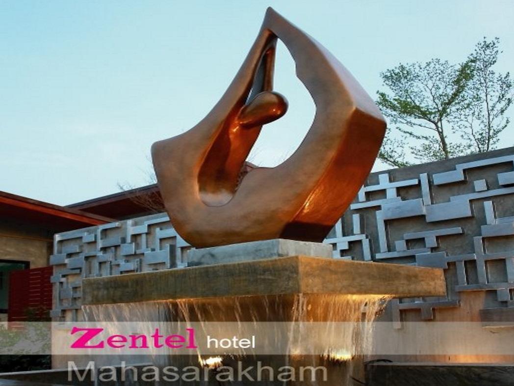 Zentel Hotel, Muang Maha Sarakam