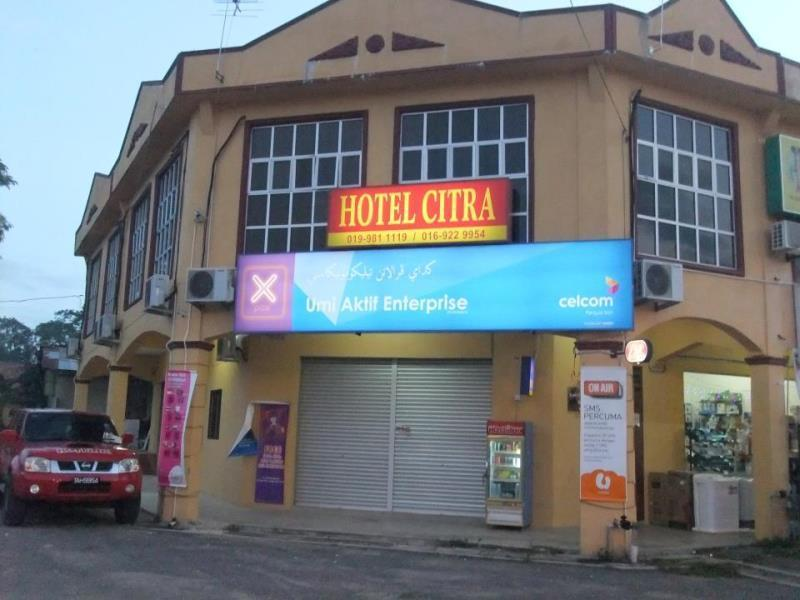 Hotel Citra, Hulu Terengganu