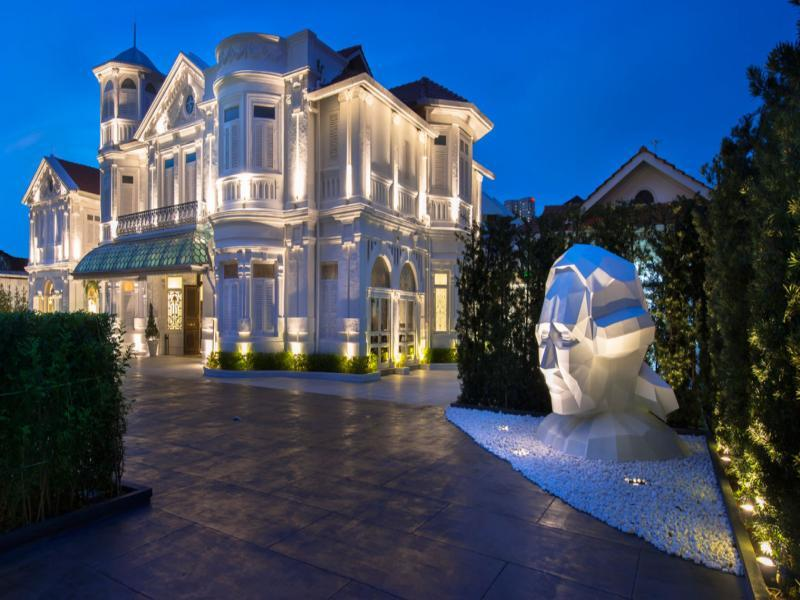 Eight Rooms - Macalister Mansion, Pulau Penang