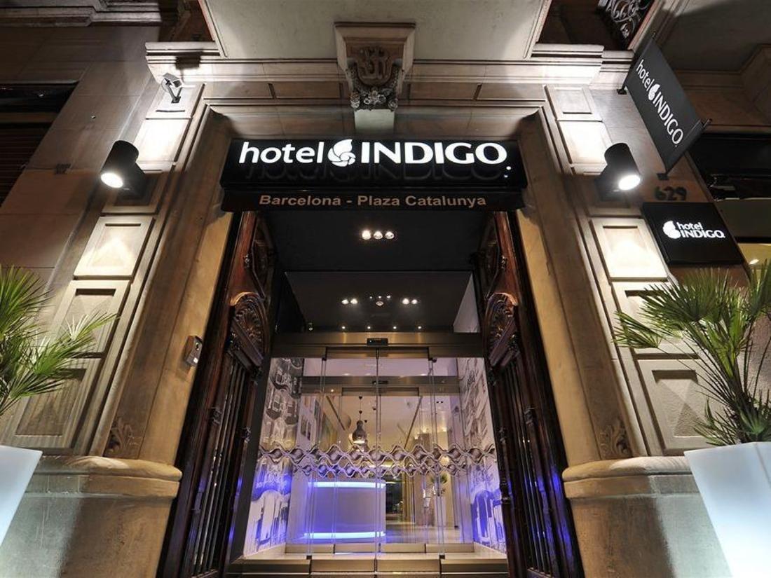 book hotel indigo barcelona plaza catalunya barcelona spain. Black Bedroom Furniture Sets. Home Design Ideas