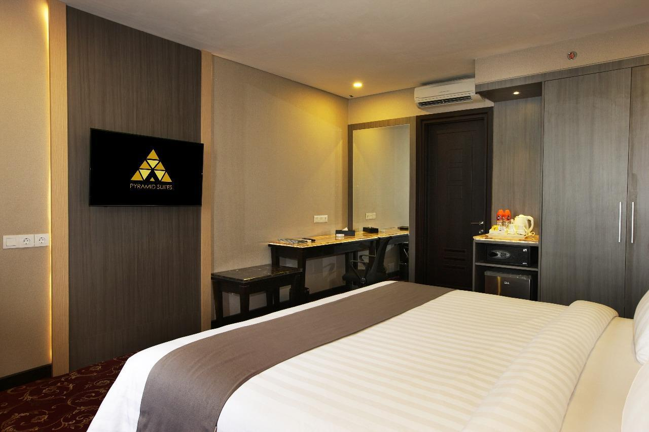Pyramid Suites Banjarmasin