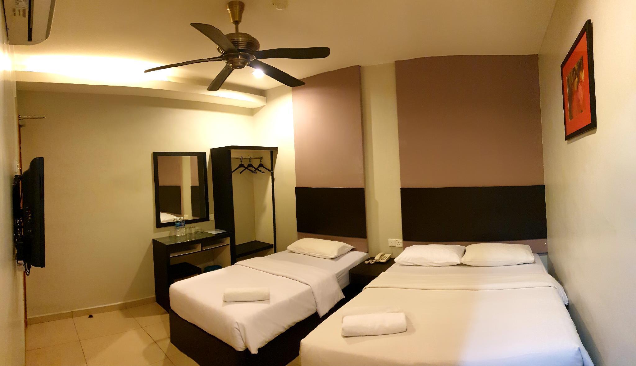 Golden Court Hotel @ Jalan Tun Abdul Razak, Johor Bahru
