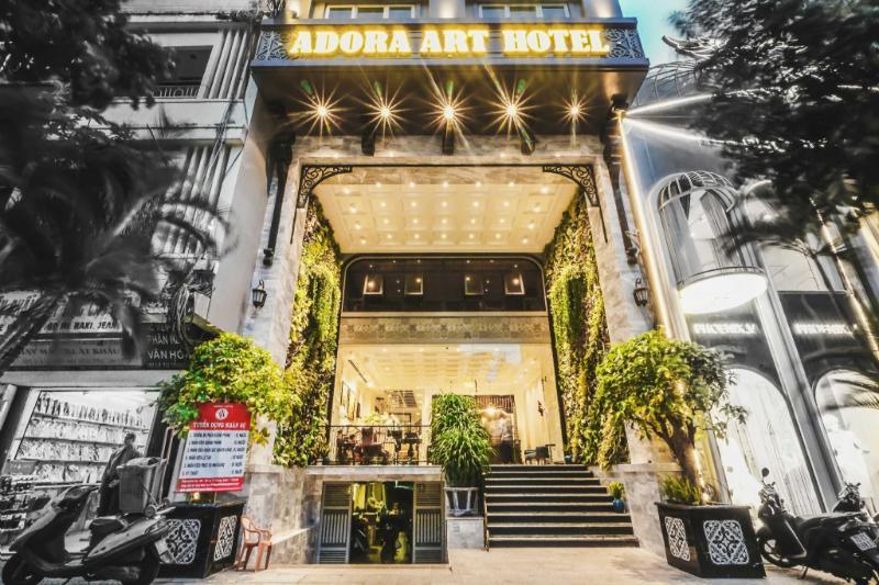 Khách Sạn Adora Art