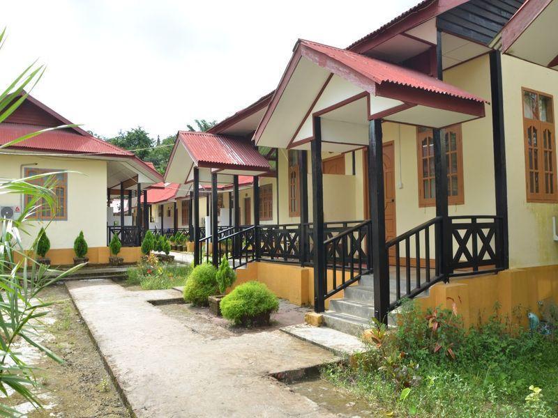 Mrauk U Palace Resort, Sittwe