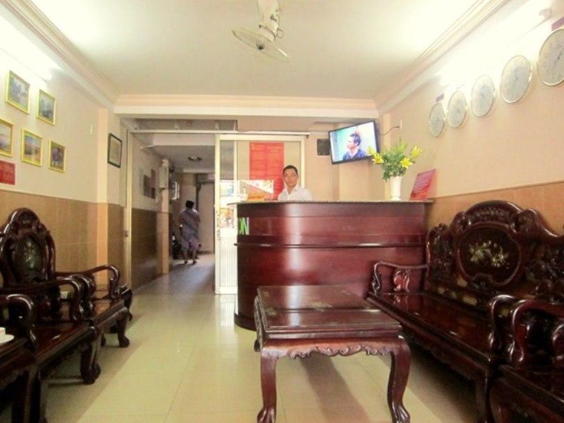 Khách Sạn Elegant Hồ Chí Minh
