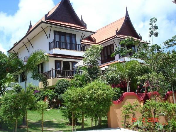 Paradise Island Deluxe Private Villas Samui Koh Samui