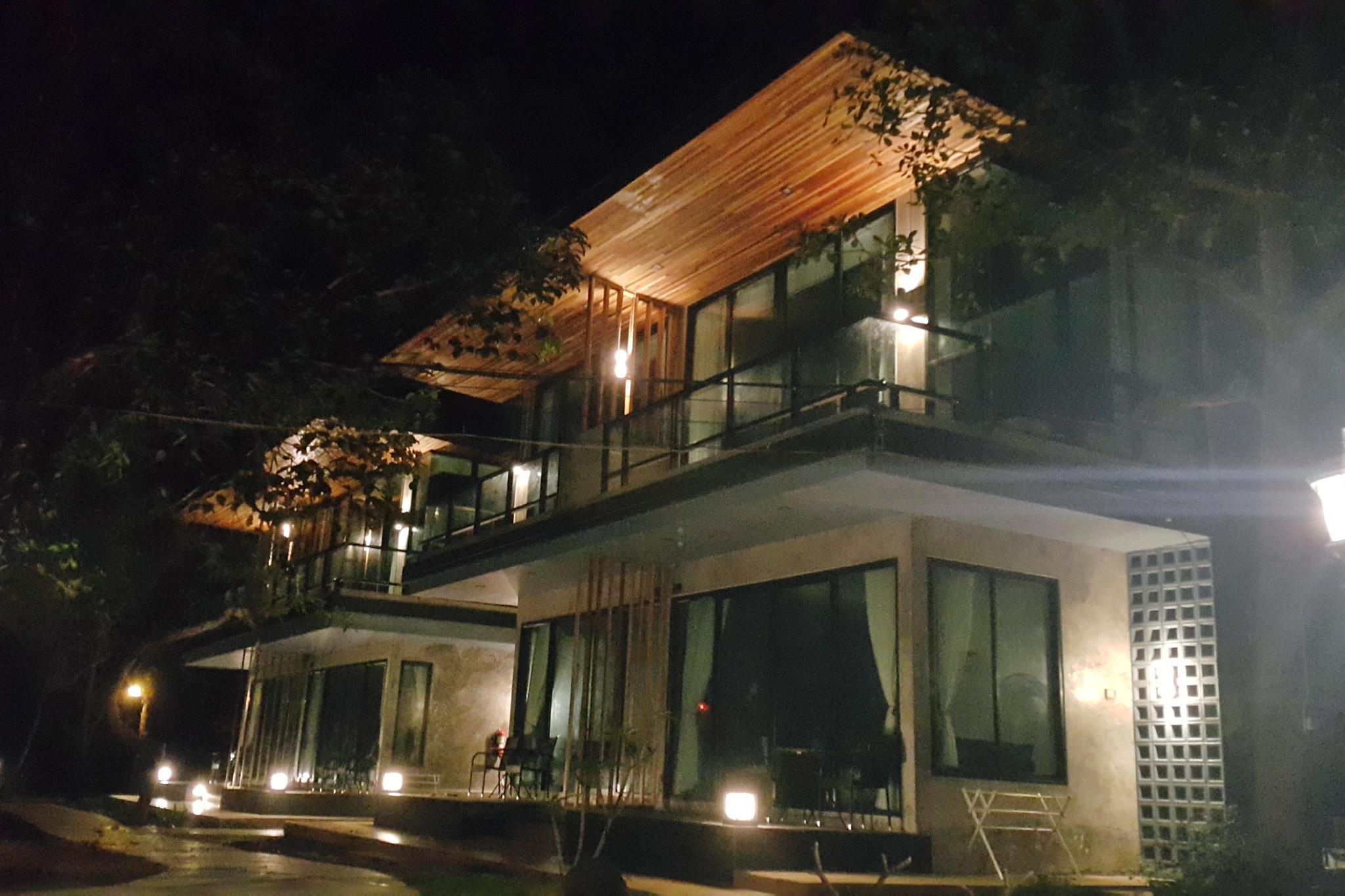 baan chao mai beach house