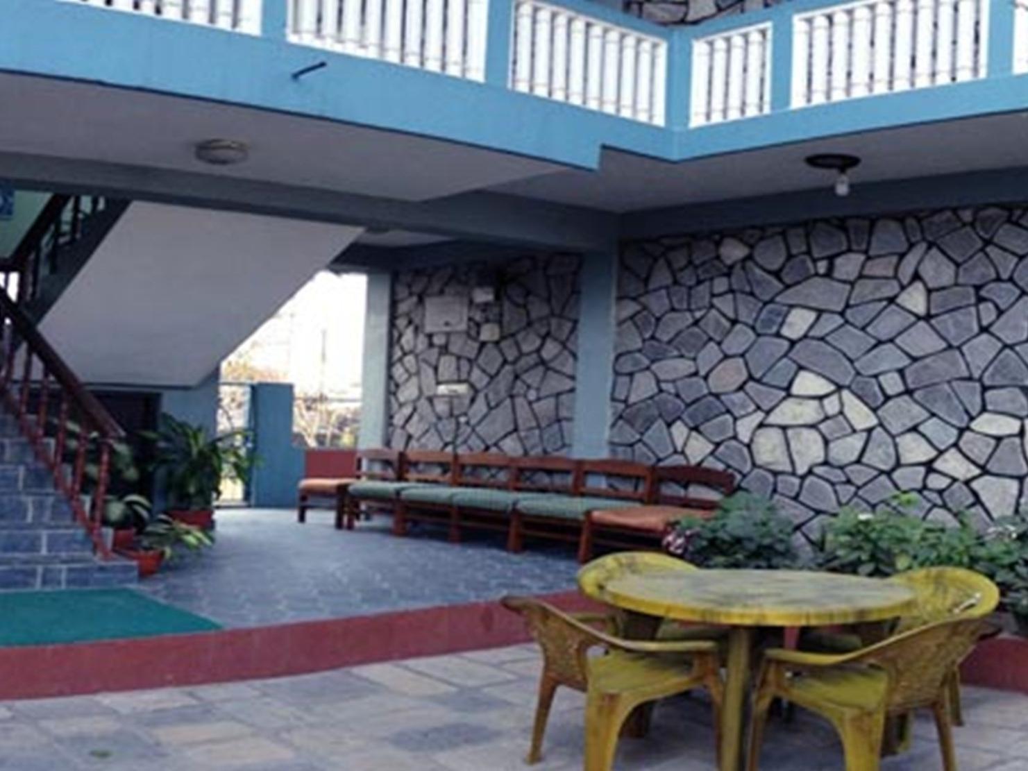 Hotel Pleasant Home