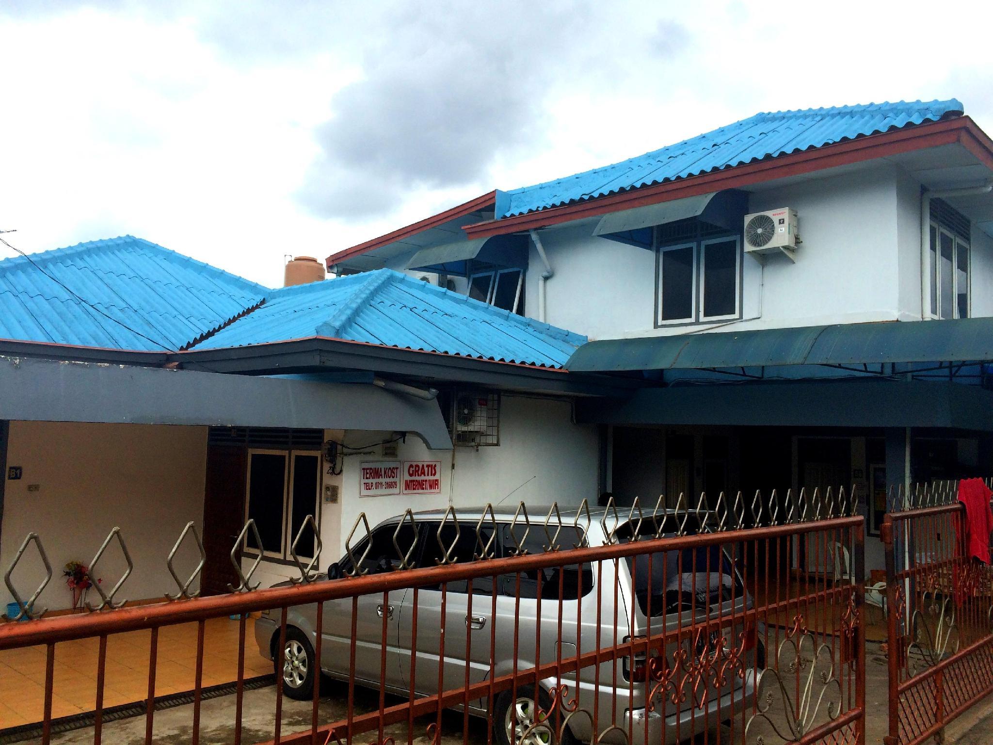 Elisabeth Kos Boarding House, Palembang