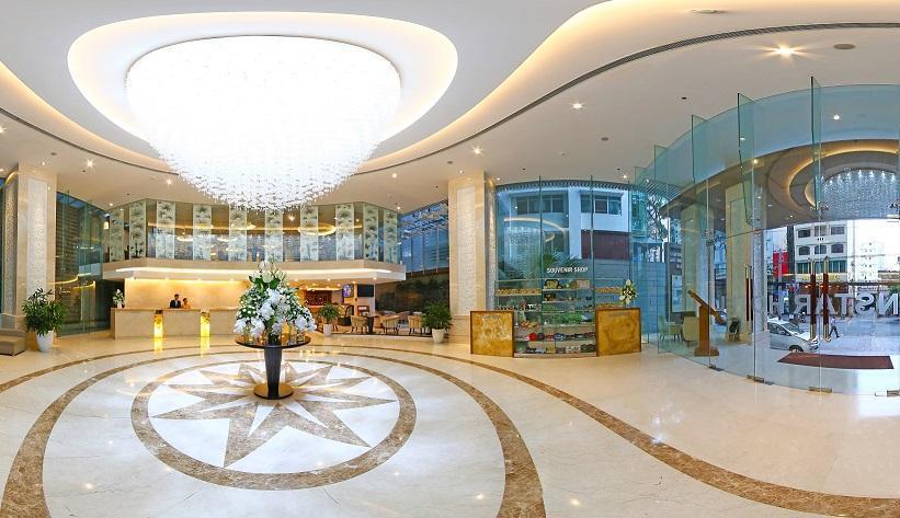 Khách Sạn Edenstar Hồ Chí Minh